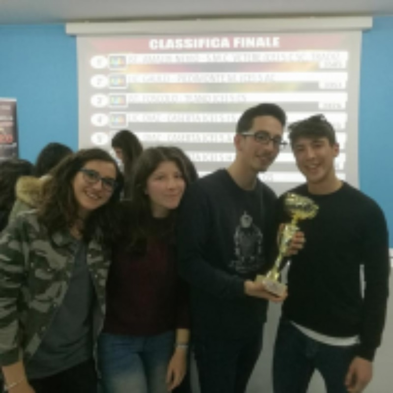 Fotogallery Il Liceo Galilei al concorso High School Game